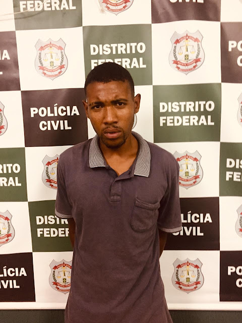 Homem que matou estudante para roubar celular em Ceilândia é mantido preso