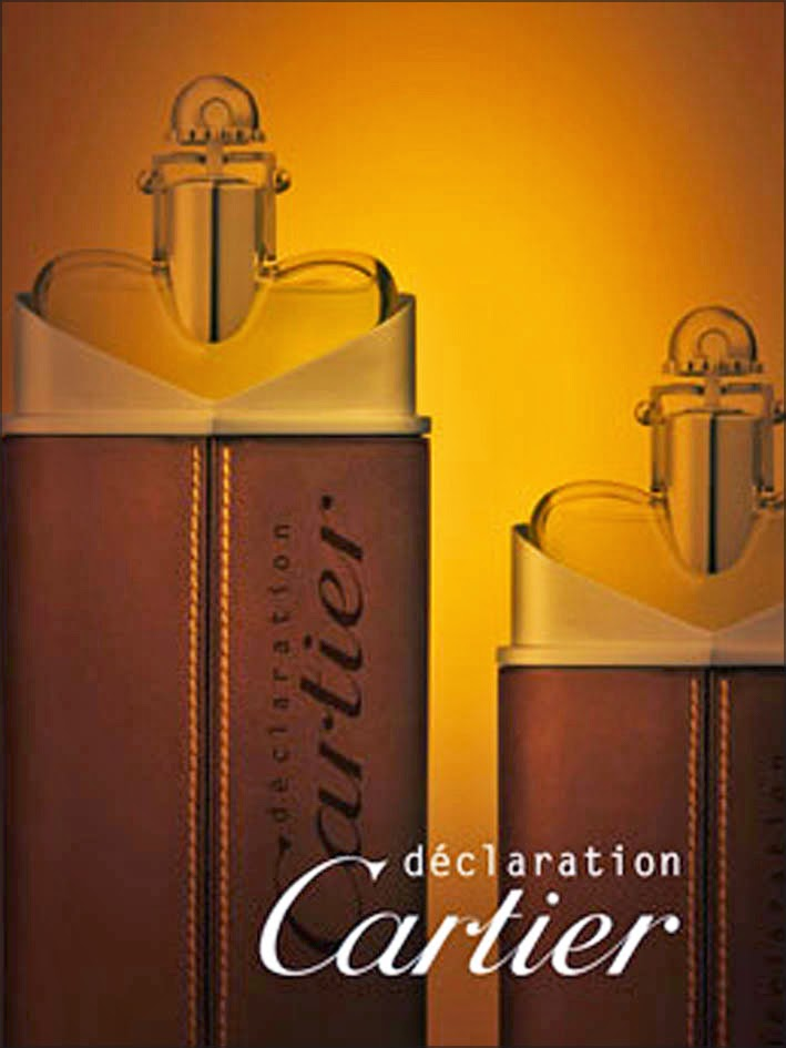 b00c4b6229c Declaration Cartier me parece evidente! Lançado pela maison em 1998