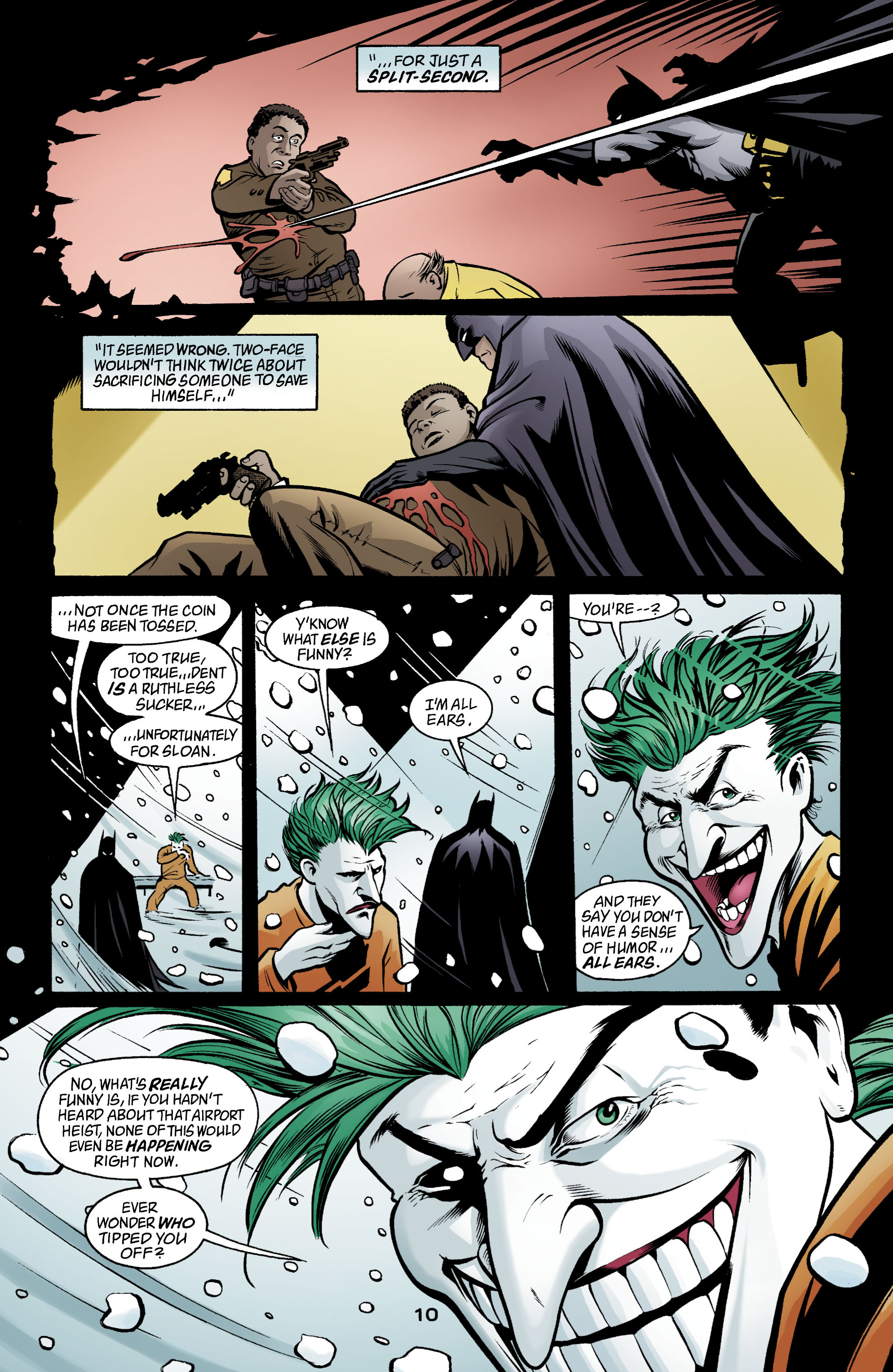 Detective Comics (1937) 781 Page 10