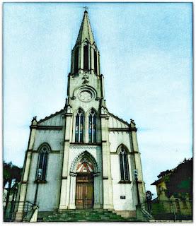 Igreja Matriz de São Luiz Gonzaga - Canoas