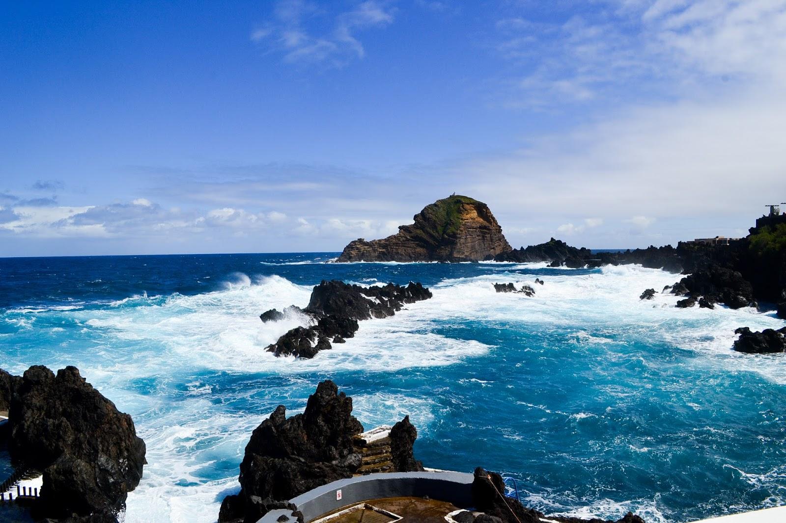 Portugal, Madeira, West, Porto Moniz