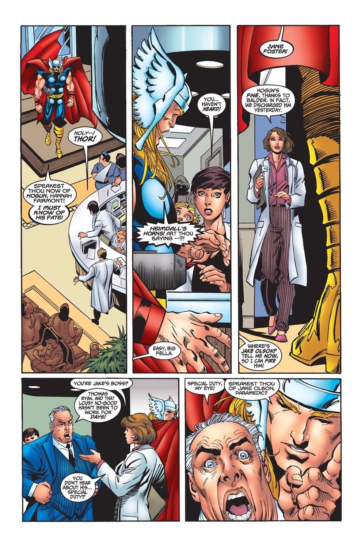 Thor (1998) Issue #31 #32 - English 5