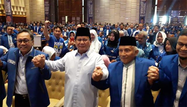 Amien Rais Sindir Jokowi Tidak Boleh Nyontek Tulisan Saat Pidato