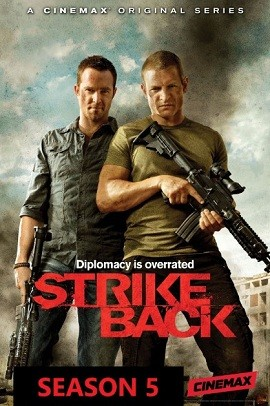 Xem Phim Phản Đòn Phần 5 - Strike Back Season 5