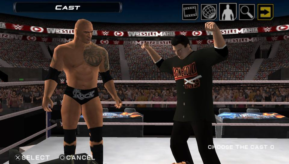 (PSP) WWE Smackdown Vs Raw 2K16 (PPSSPP) (Android) - TECH GEEK