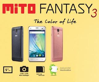 Flash Mito A69 Fantasy 3 Via ResearchDownload Tool - Mengatasi Bootloop