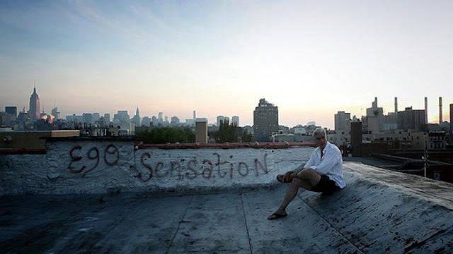 ホームレス ニューヨークと寝た男