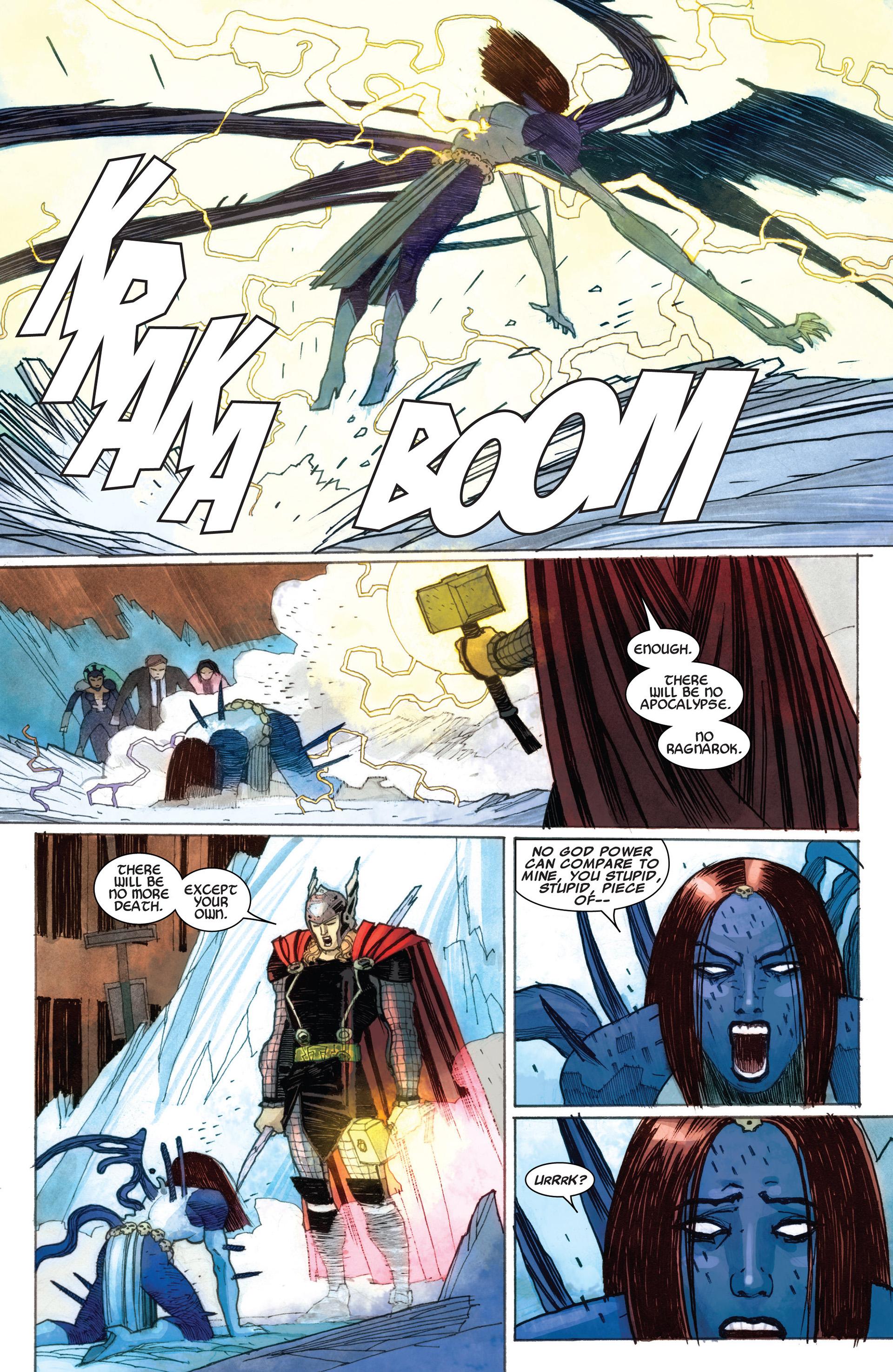 Read online Astonishing X-Men (2004) comic -  Issue #65 - 6