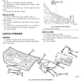 dodge neon sx2.0 srt4 2004 repair manual | online guide ... dodge repair diagrams