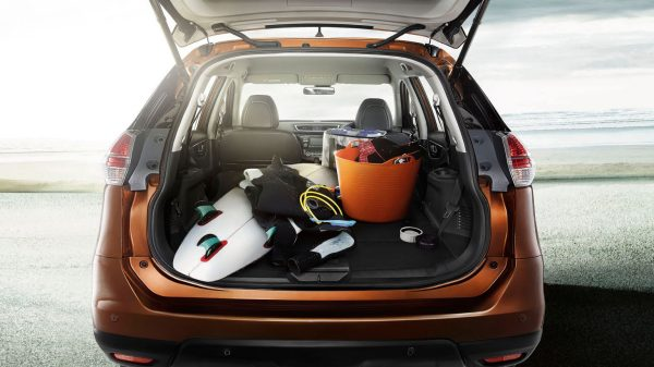 Fitur Keep And Open Hatch And Open Mind Nissan X-Trail Mobil SUV