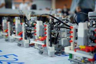 6ο Περιφερειακό Διαγωνισμό Εκπαιδευτικής Ρομποτικής