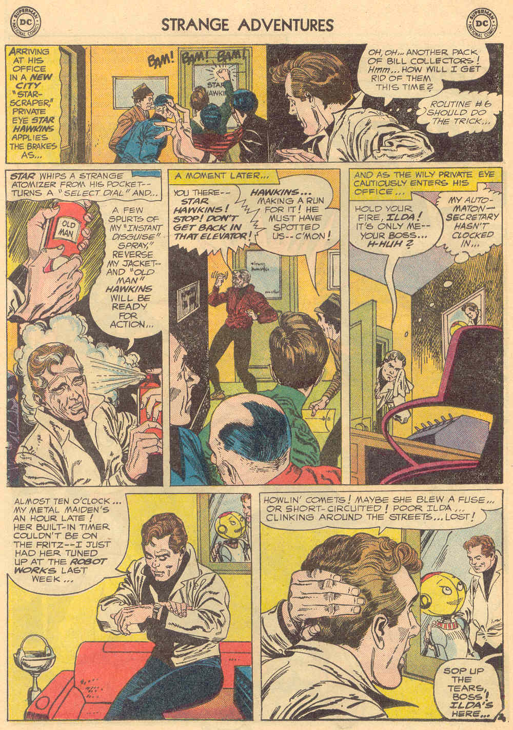 Strange Adventures (1950) issue 173 - Page 16