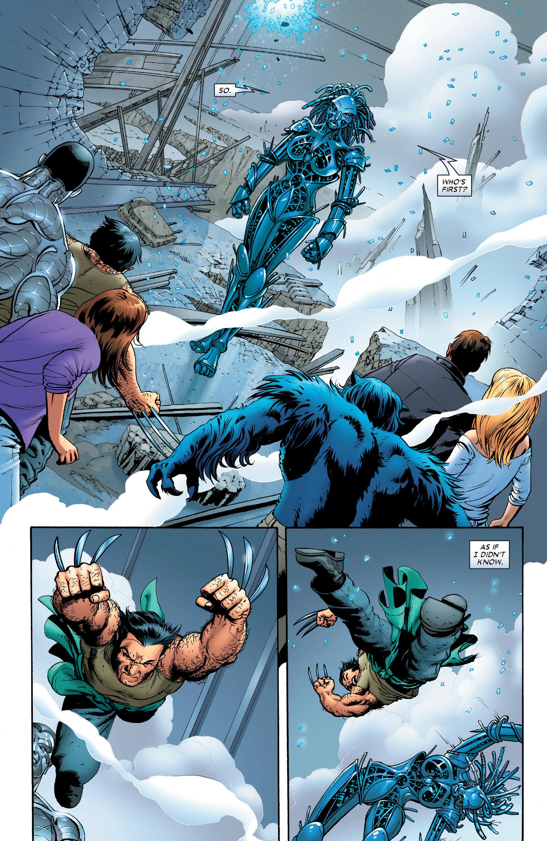 Read online Astonishing X-Men (2004) comic -  Issue #10 - 5