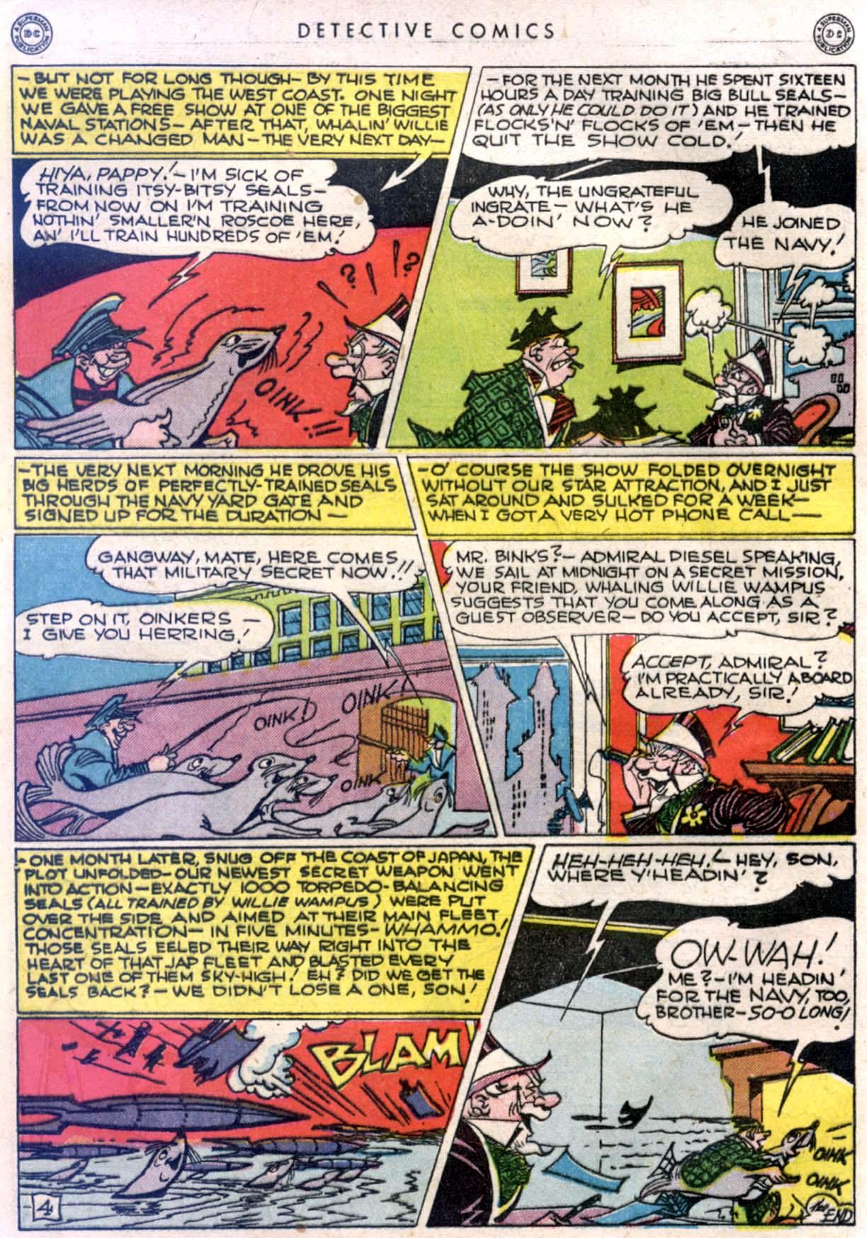 Read online Detective Comics (1937) comic -  Issue #106 - 18