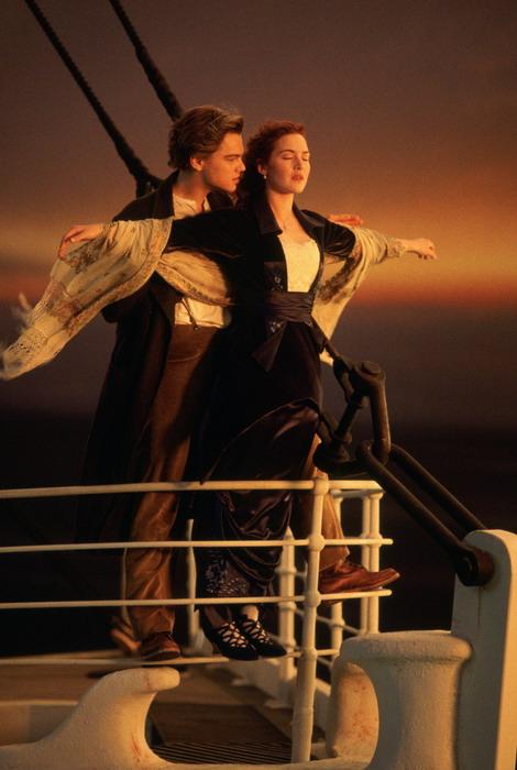 Con Tàu Titanic