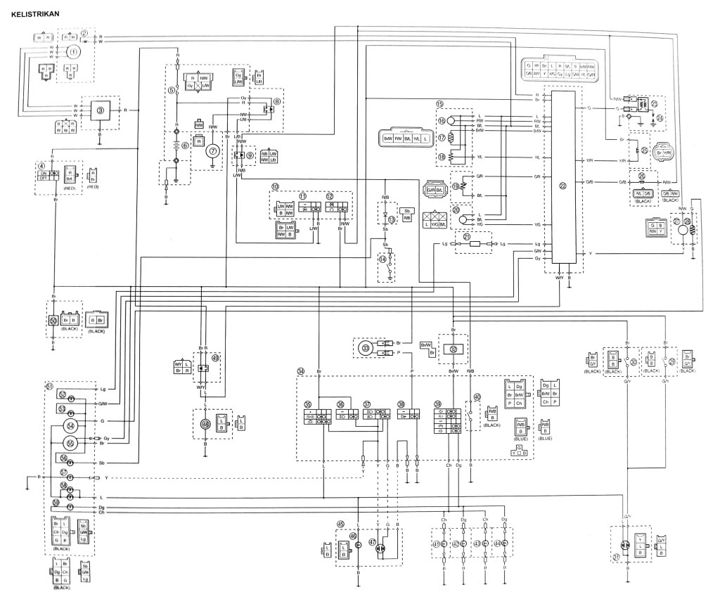 Yamaha Fz 150 Wiring Diagram 28 Images New Vixion Dsc02819 Cleaned Fog Fz150i Electrical At