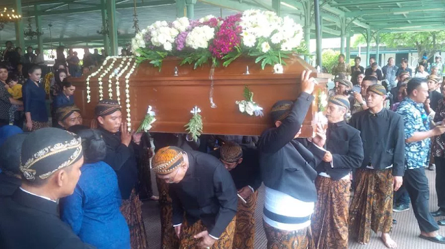 Tradisi Brobosan Dari Jawa