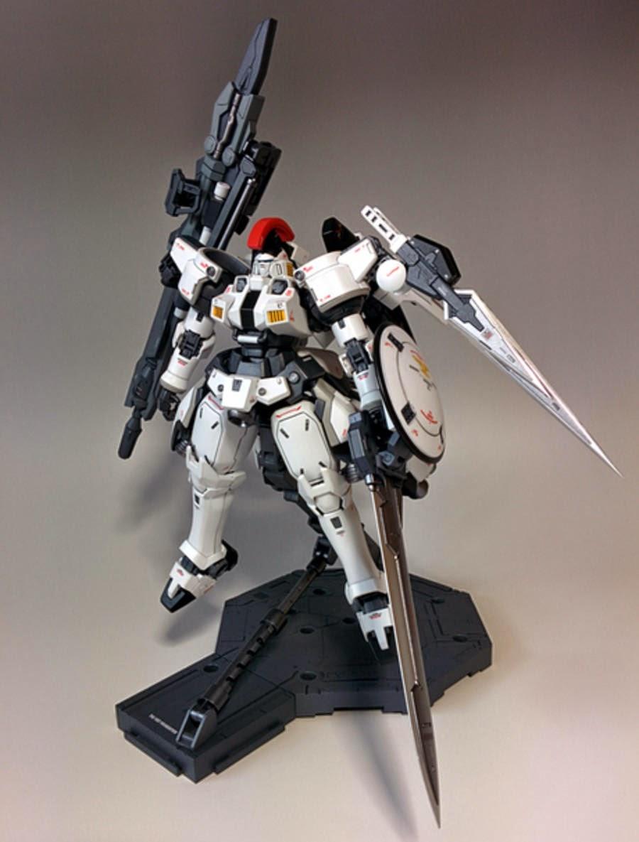 Custom Build Mg 1 100 Tallgeese I Quot Revised Quot Gundam Kits