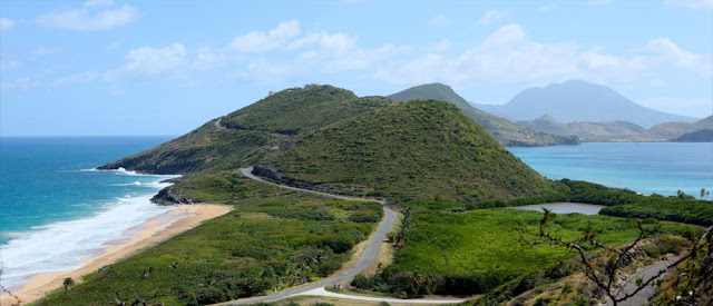 8. Saint Kitts and Nevis