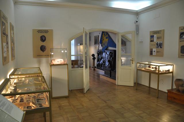 Muzeum Ziemi Przemyskiej - ekspozycja wczesnośredniowieczna