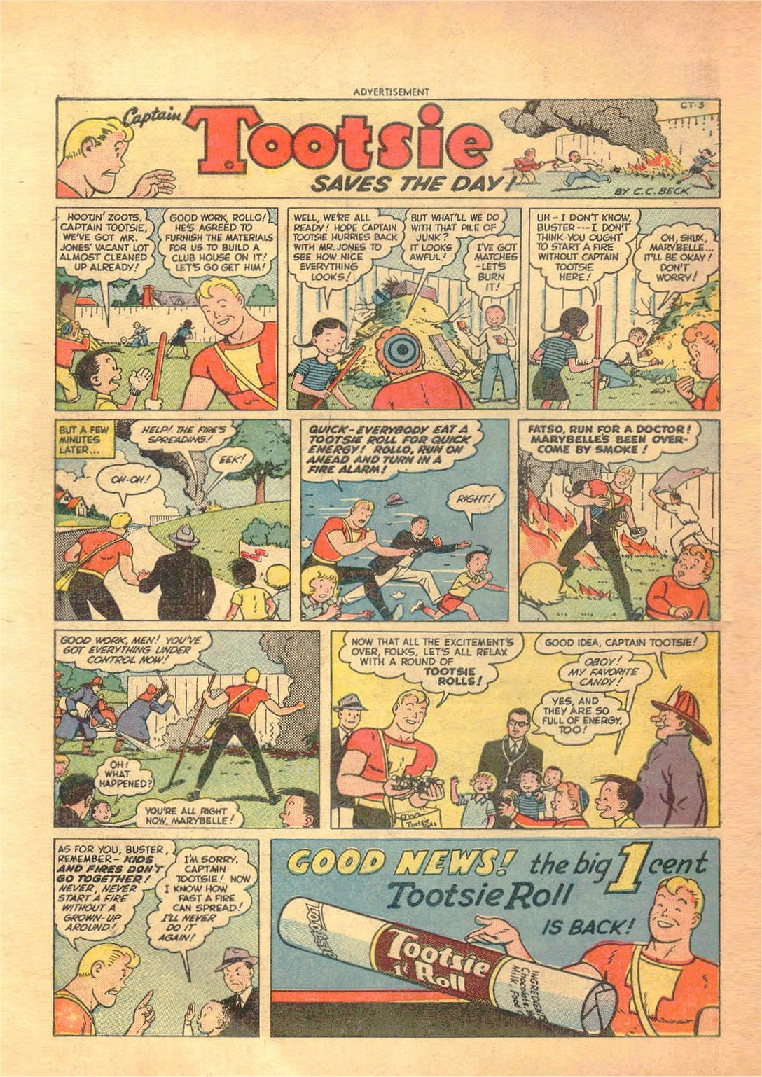 Read online Action Comics (1938) comic -  Issue #138 - 13
