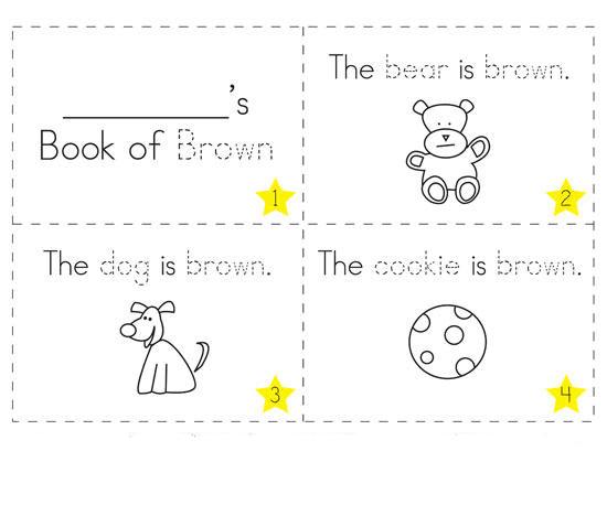 Gambar Mewarnai Booklet Untuk Anak - 2