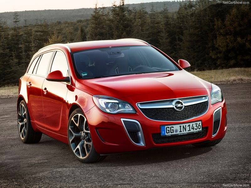 2014 Opel Insignia OPC Sports Tourer