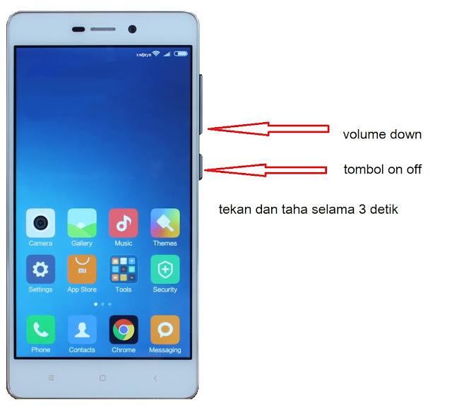 Cara Paling Mudah Screenshot Tanpa Aplikasi Dan Tanpa Membuka Menu Di ponsel Xiaomi