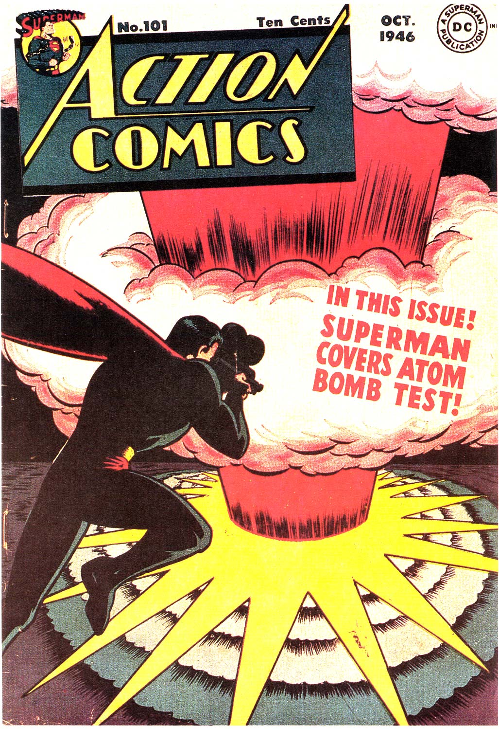 Read online Action Comics (1938) comic -  Issue #101 - 1