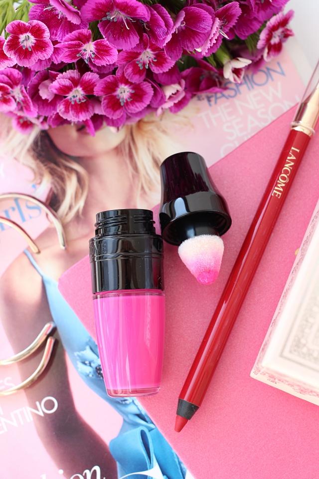 Lancôme Matte Shaker Yummy Pink