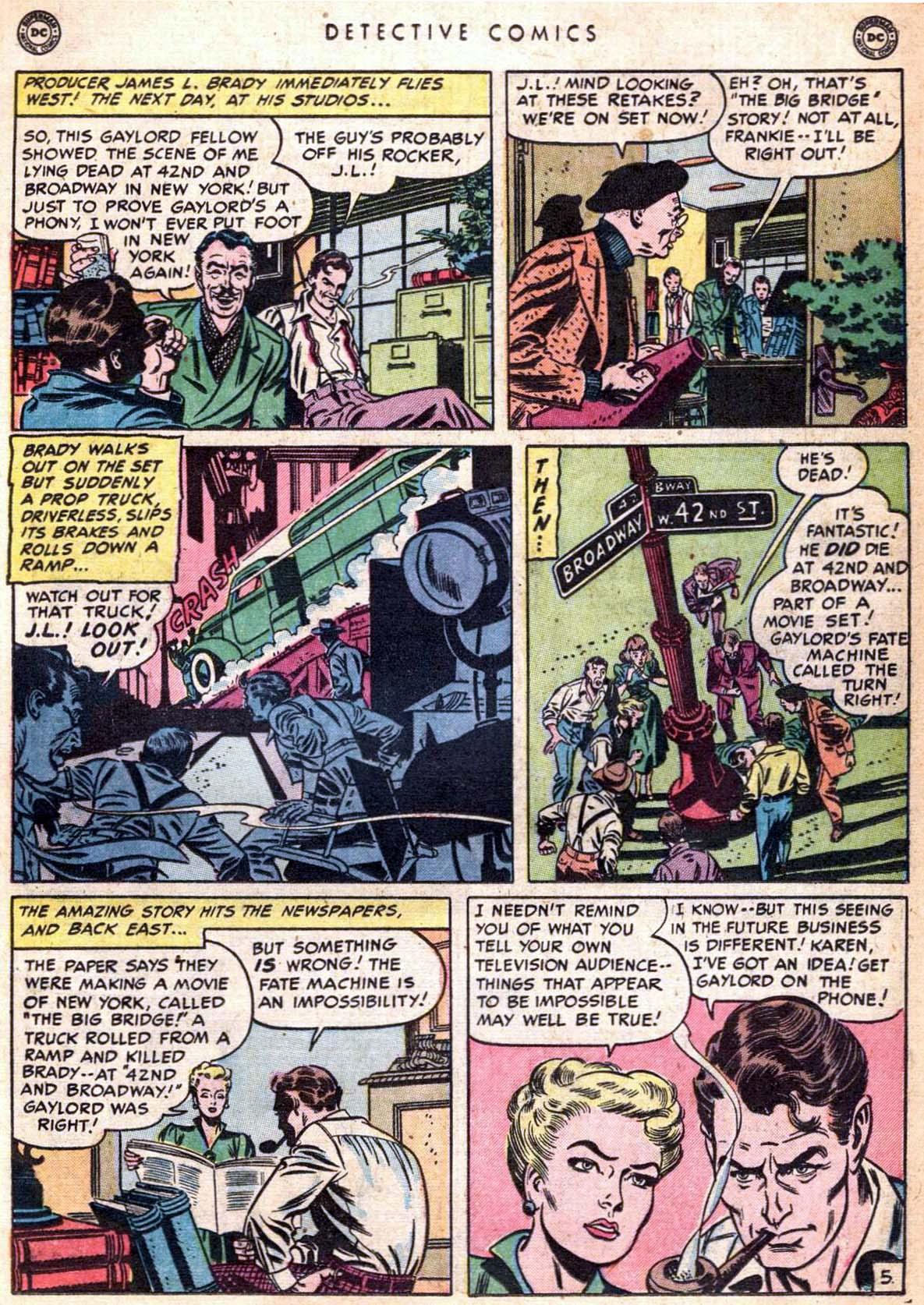 Detective Comics (1937) 157 Page 20