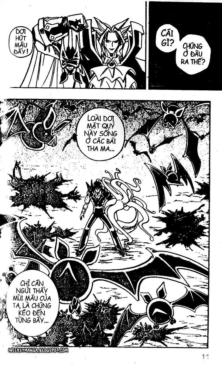 Shaman King [Vua pháp thuật] chap 97 trang 18