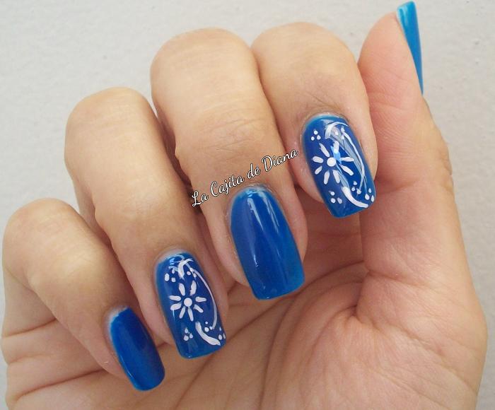 Uñas decoradas - Diseño de uñas con gel 2014   Rincón Del