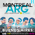 Banda Montreal en Argentina