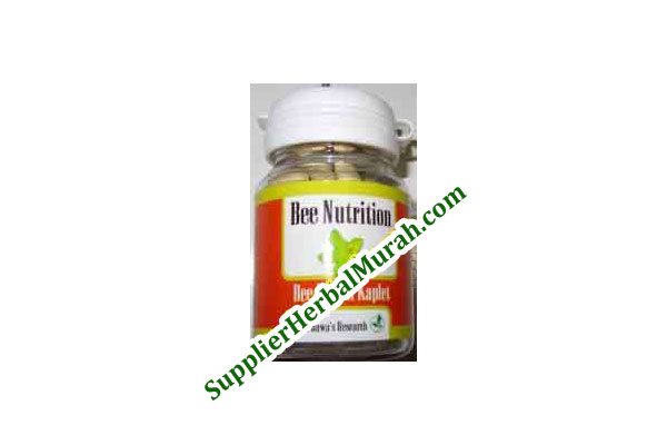 Bee Nutrition (Kaplet Bee Pollen)