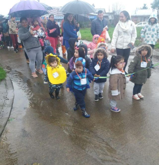 """Día del medio ambiente en el Jardín Infantil """"Semillas de Amor"""""""