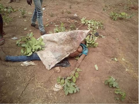 Ritualists Remove Young Girl's Heart After Killing Her (Very Graphic Photos)