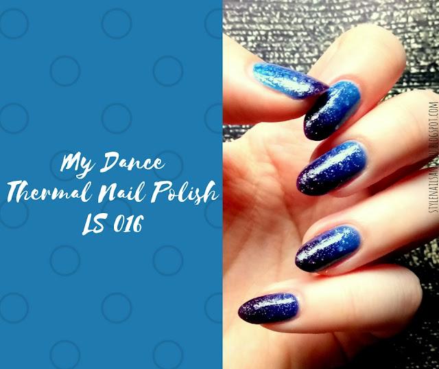 My Dance Thermal Nail Polish LS 016 | BeautyBigBang Review