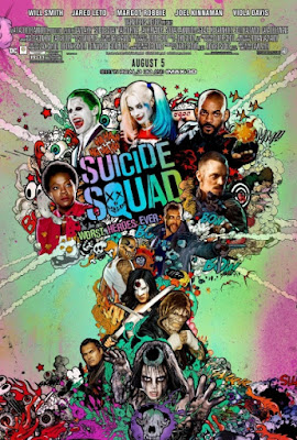 Review dan Sinopsis Film Suicide Squad (2016)