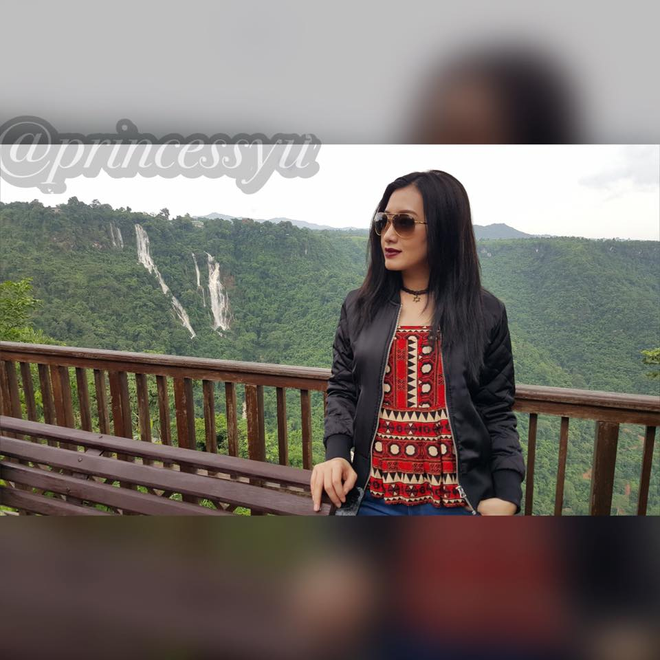 Yu Thandar Tin In Pyin Oo Lwin For New Movie Shooting
