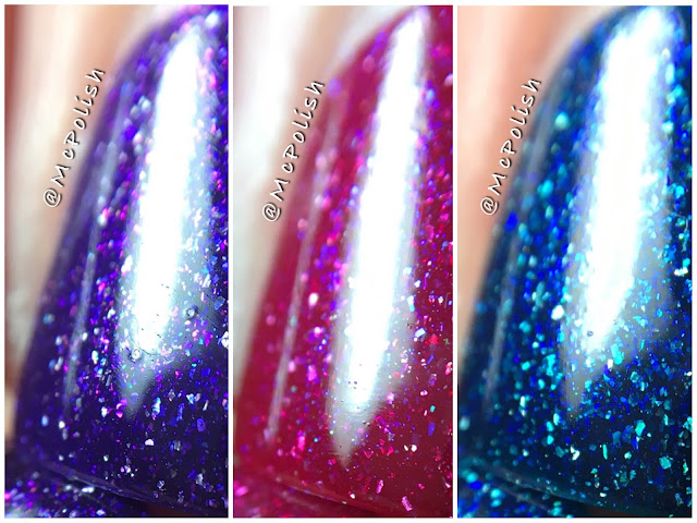 Ellagee - Holiday Sparklers Trio - McPolish