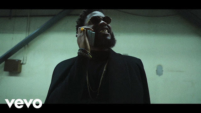 "Big K.R.I.T. Premieres ""Big Bank"" Music Video"