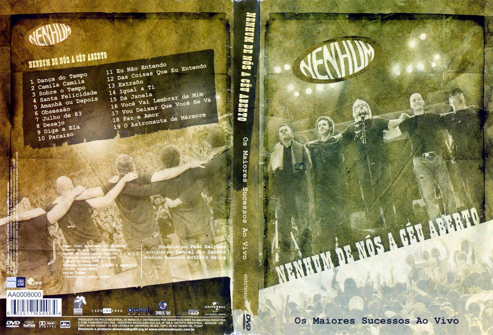 Download Nenhum de Nós a Céu Aberto DVDRip 2007