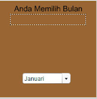 Tutorial Membuat Combo Box