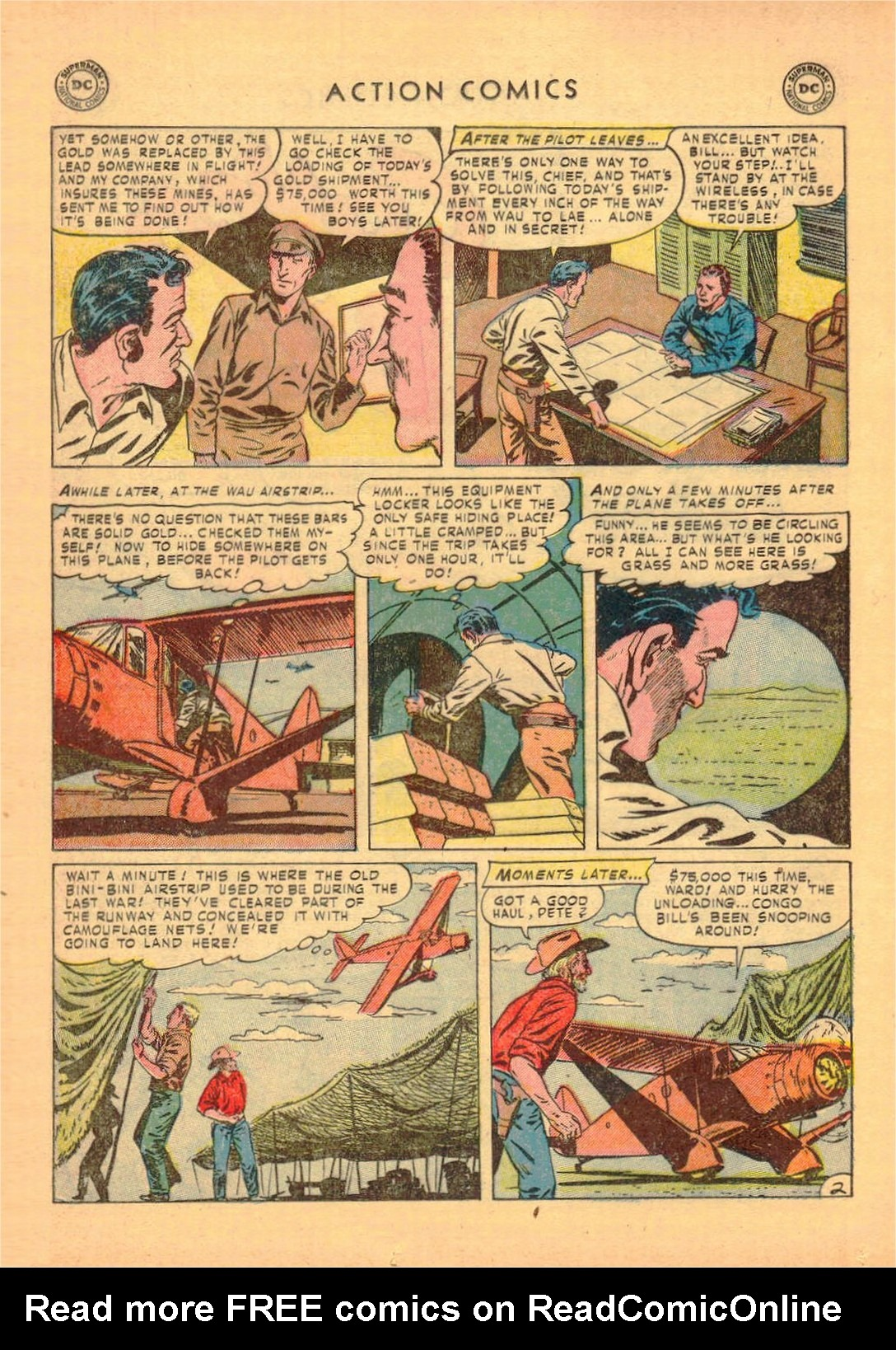 Action Comics (1938) 170 Page 25