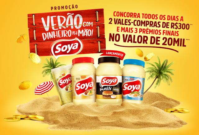 promoção soya 2019