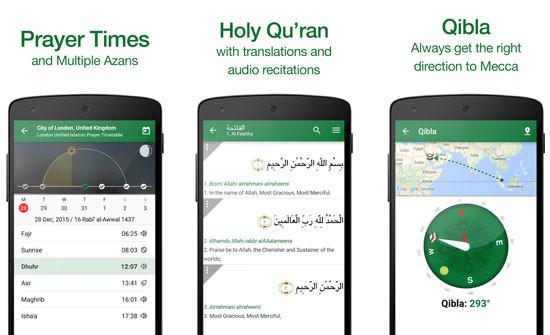 Muslim Pro Premium APK terbaru untuk android atau ios free download merupakan aplikasi terbaik tanpa iklan dengan fitur jadwal sholat, penentu arah kiblat, al-qur'an.