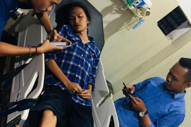 Kader HMI yang Diduga Ditembak Jalani Operasi