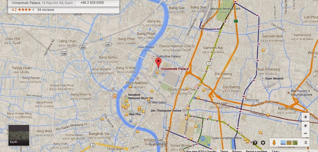 Vimanmek Mansion Bangkok Location Map,Location Map of Vimanmek Mansion Bangkok,Vimanmek Mansion Bangkok accommodation destinations attractions hotels map reviews photos pictures,grandiose vimanmek mansion how to get there admission fee opening hours