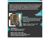 Talks Show Strategi Tembus Beasiswa Kuliah S2 Luar Negeri